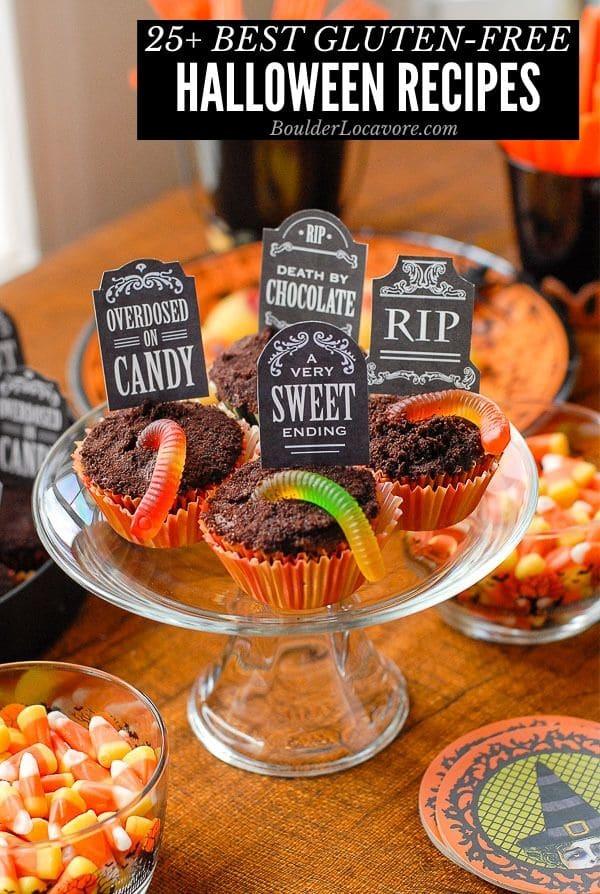 25 Best Gluten Free Halloween Recipes And Diy Fun Easy Recipes
