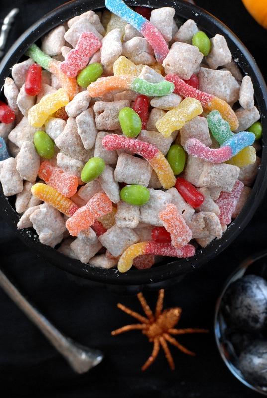 Cinnamon Witch Bits #puppychow- BoulderLocavore.com