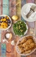 Fresh 20 Crockpot Garlic Chicken #glutenfree Meal - BoulderLocavore.com