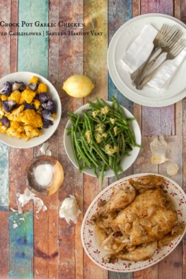 Fresh 20 Crockpot Garlic Chicken Meal