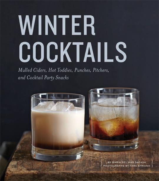 Winter Cocktails {Quirk Books} | BoulderLocavore.com