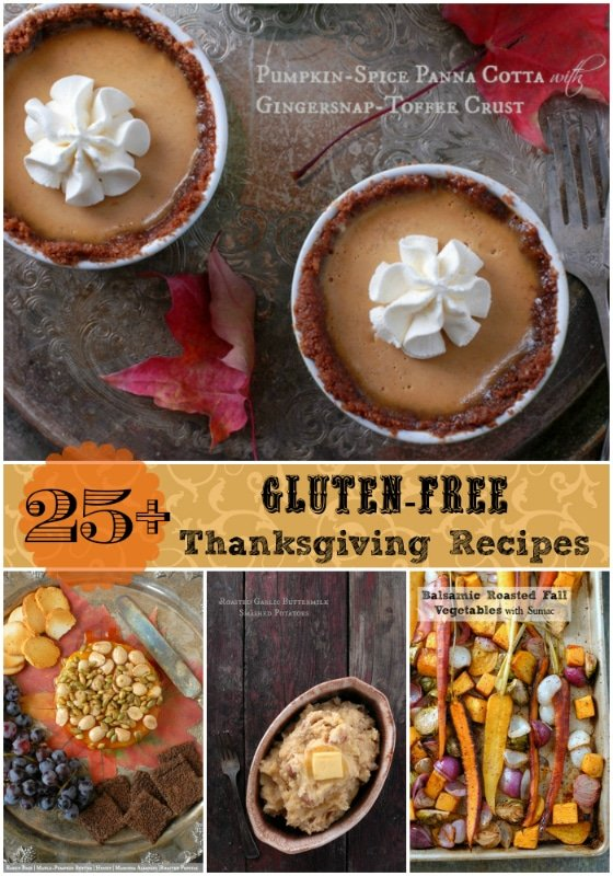 ... Locavore's 25+ Best Gluten-Free Thanksgiving Recipes from last year