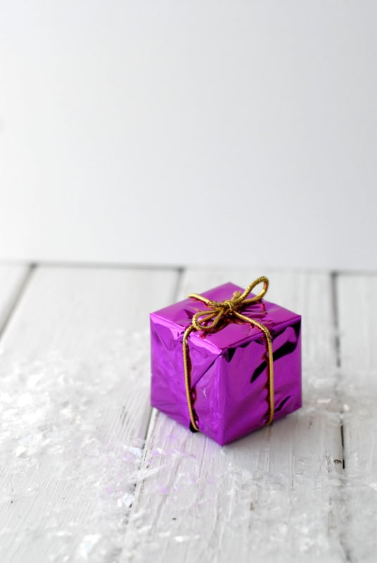 Little Purple Present | BoulderLocavore.com