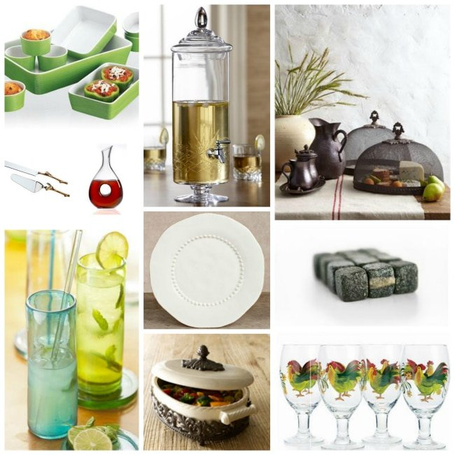 Some fun finds for fall entertaining at Classic Hostess