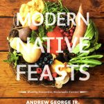 Elk Stew with Herbed Dumplings and a 'Modern Native Feasts' Giveaway