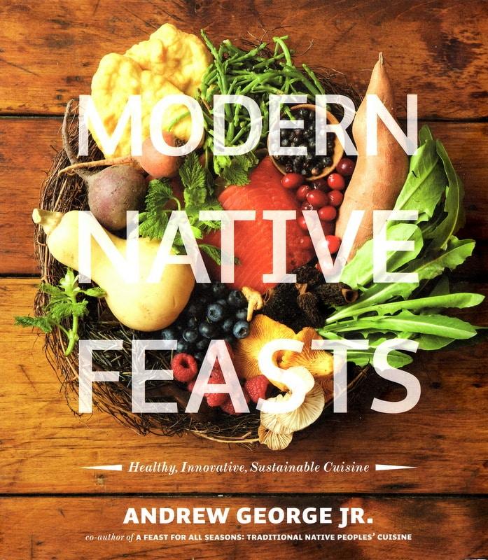 Modern Native Feasts {Arsenal Pulp Press} | BoulderLocavore.com