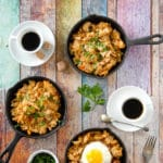 Holiday Turkey Hash {the Perfect Thanksgiving Leftovers Recipe}