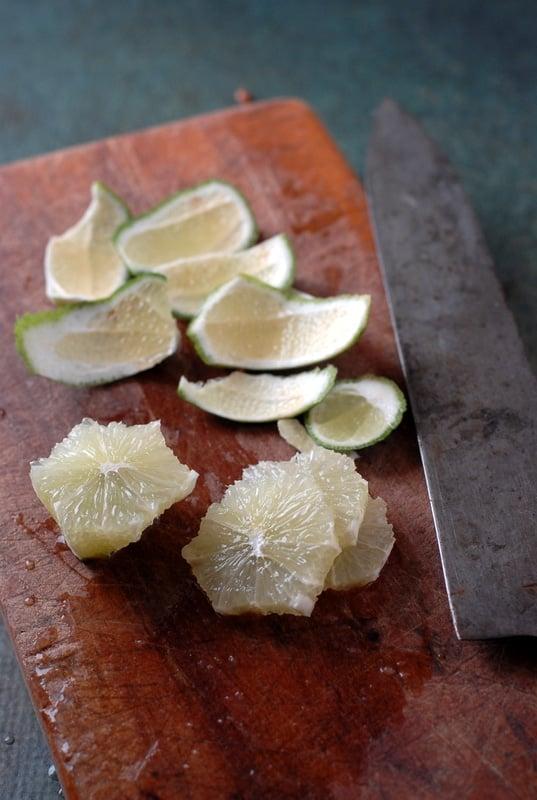 Persian Lime | BoulderLocavore.com