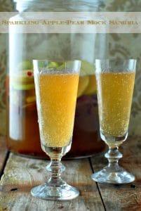 Pear Vodka Summer Drinks