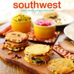 Sweet Potato and Bacon Sopes & The New Southwest Giveaway