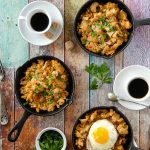 Turkey Holiday Hash {the Perfect Thanksgiving Leftovers Recipe}