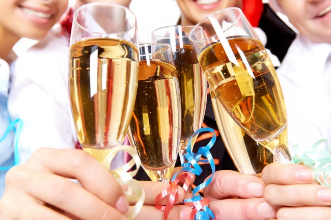 Toasting to the Holidays#gluten-free | BoulderLocavore.com