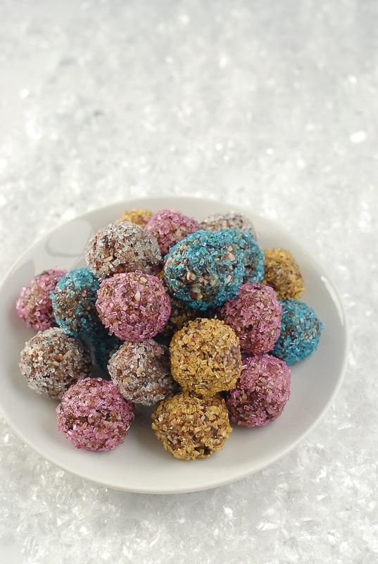 Sparkly Sugar Plums Recipe — Dishmaps