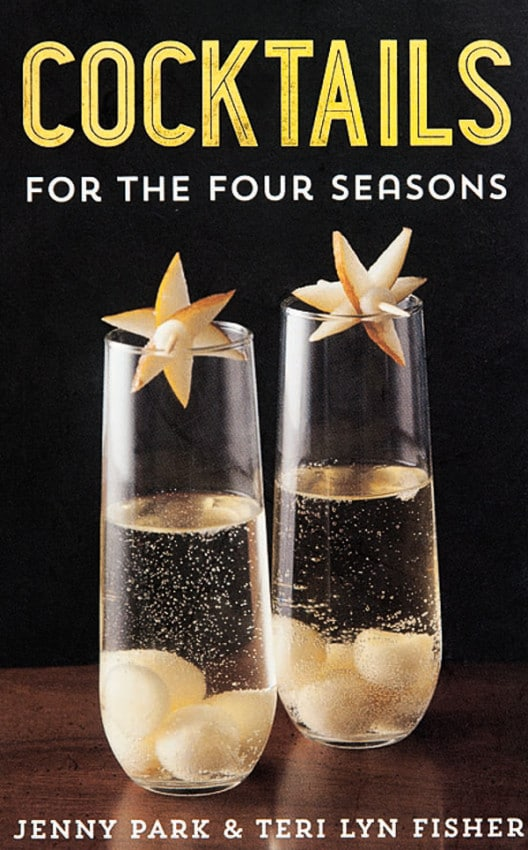Cocktails For The Four Seasons {cover} - BoulderLocavore.com