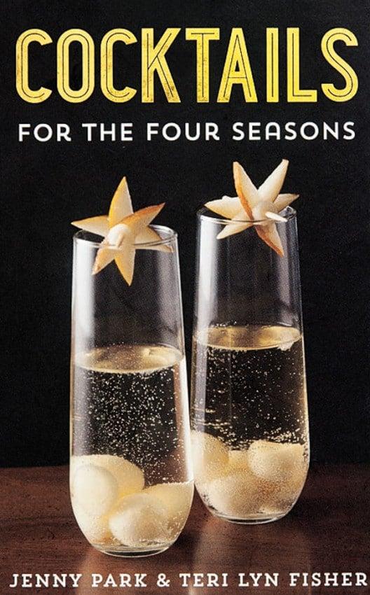 Cocktails For The Four Seasons {cover} - BoulderLocavore.com