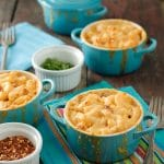 Creamy Mini Mexican Macaroni-and-Cheese