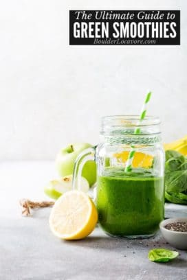 Green Smoothie title image