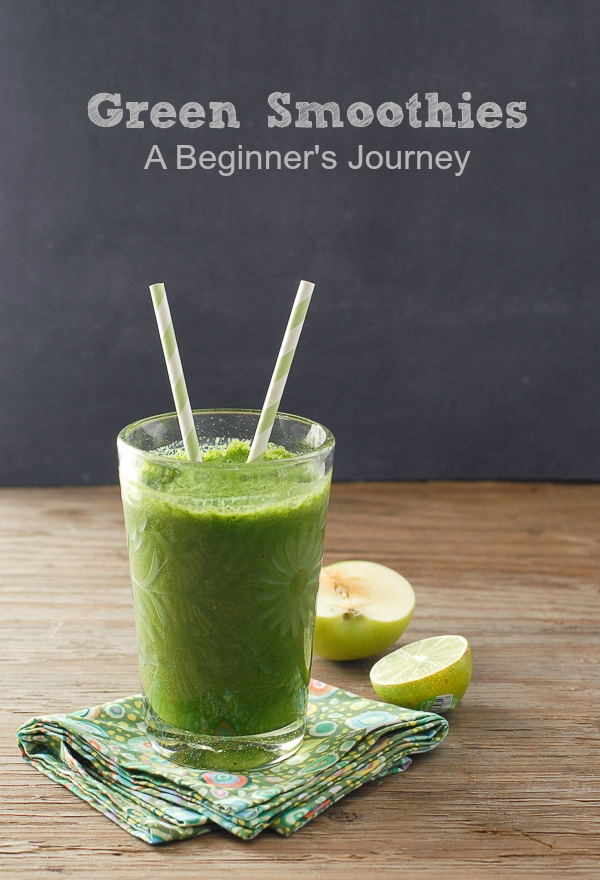 Green Smoothies- A Beginner's Journey - BoulderLocavore.com