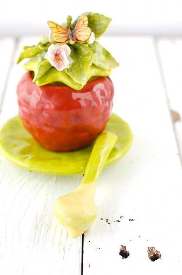 Jam Jar with Grapefruit Curd - BoulderLocavore.com