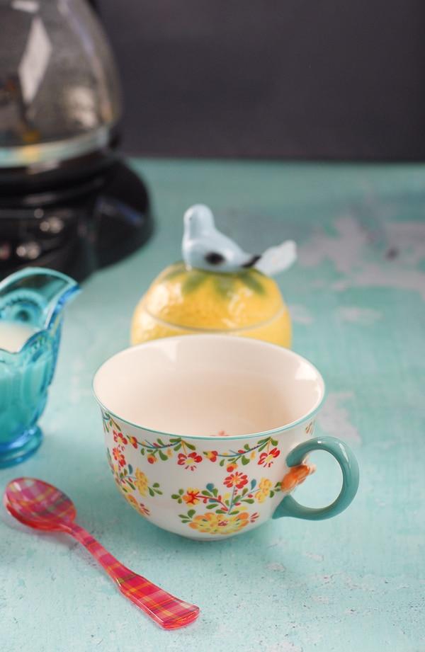 Coffee Cup and Sugar Bowl | BoulderLocavore.com