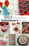 50+ Gluten-Free Valentine's Recipes