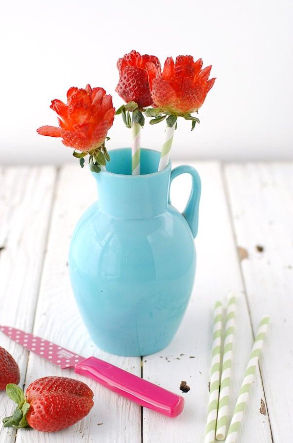 Strawberry Roses - BoulderLocavore.com