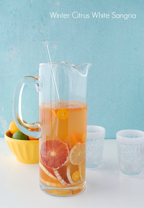 Winter Citrus Punch Recipe — Dishmaps