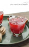 {fresh-style} Blood Orange Ginger Margarita - BoulderLocavore.com