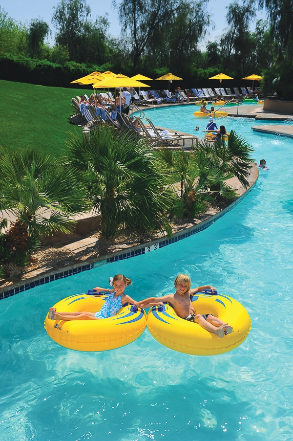 Lazy River - JW Marriott Desert Ridge_
