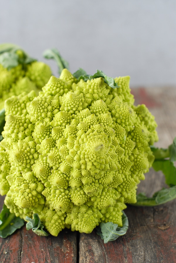 Romanesco broccoli cauliflower- BoulderLocavore.com