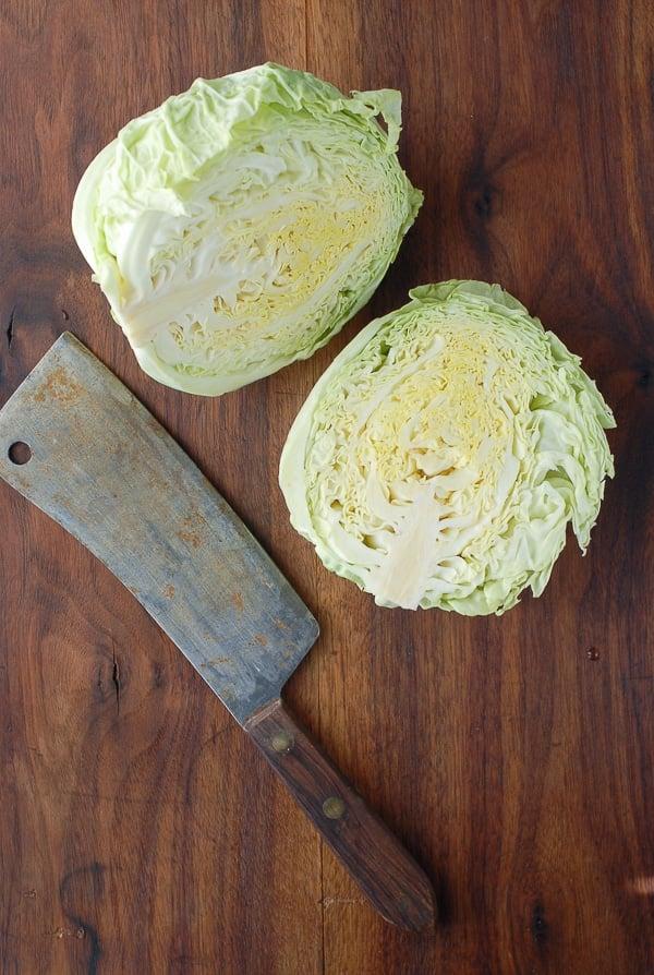 Savoy Cabbage - BoulderLocavore.com