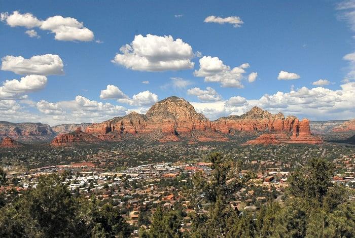 Sedona Red Rocks  - BoulderLocavore.com