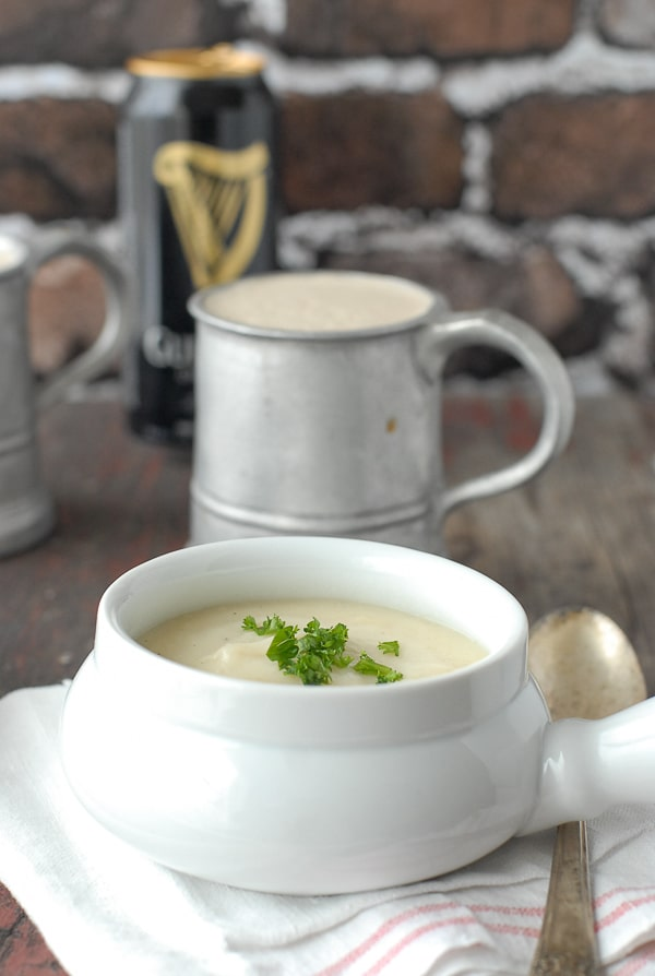Irish Potato Soup- BoulderLocavore.com