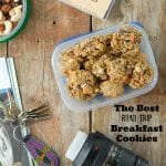 The Best Road Trip Breakfast Cookies