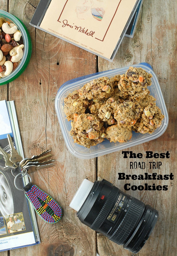 The Best Road Trip Breakfast Cookies  - BoulderLocavore.com