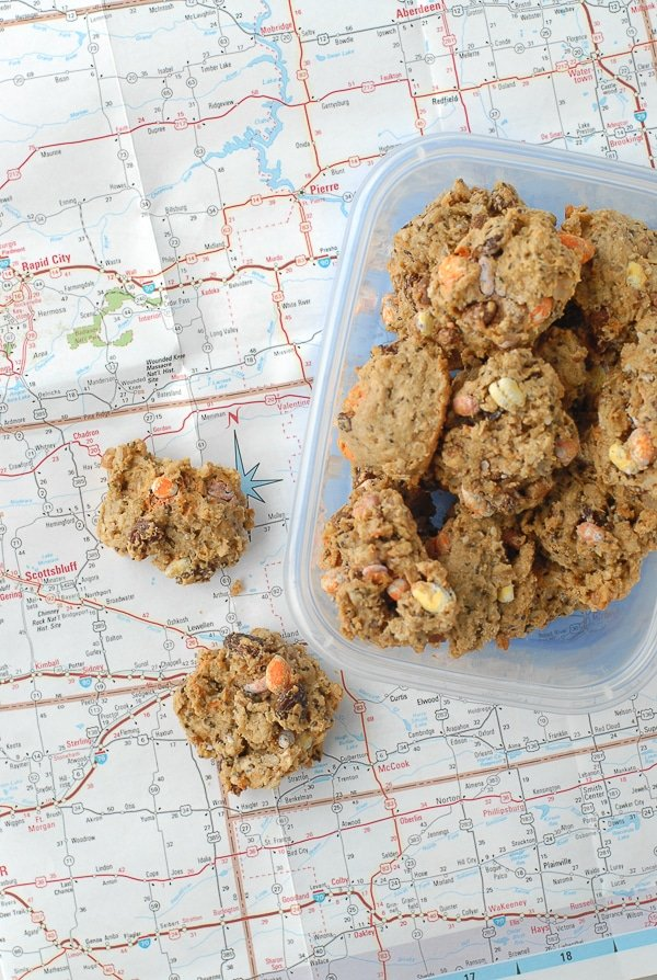 the Best Road Trip Breakfast Cookies - BoulderLocavore.com