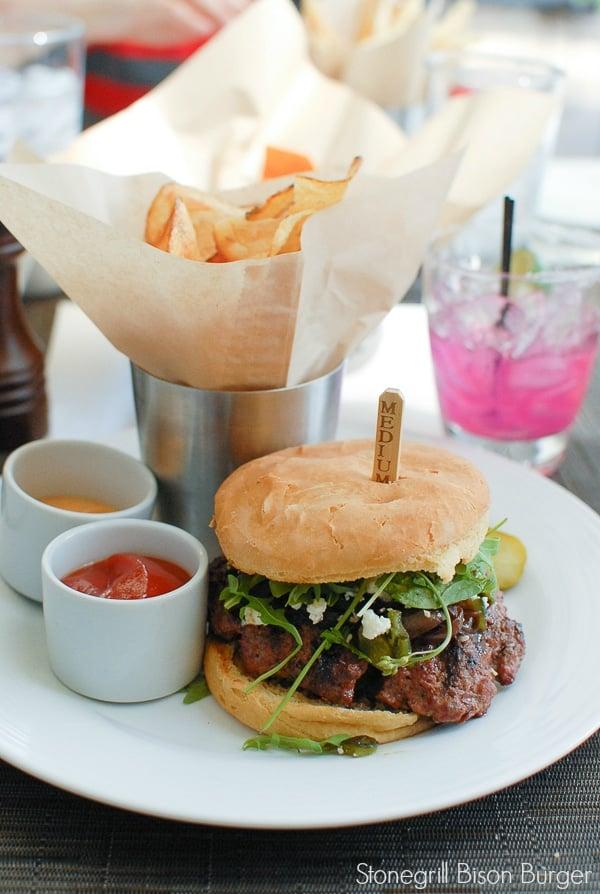 Best Bison Burger  - BoulderLocavore.com