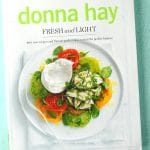 Lime and Chili Fish Tacos and Donna Hay's 'Fresh and Light' cookbook {& giveaway}