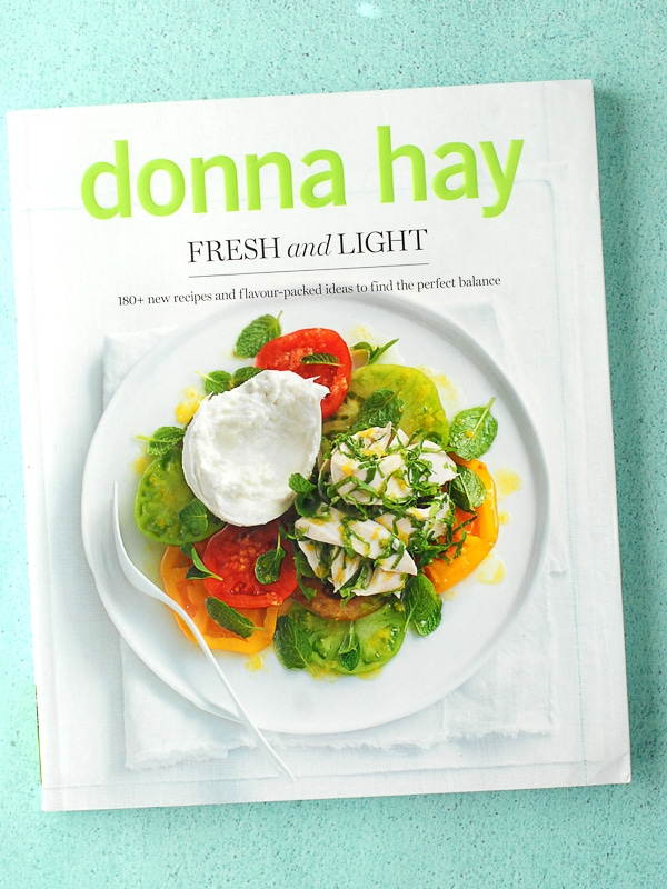 Donna Hay Fresh and Light cover