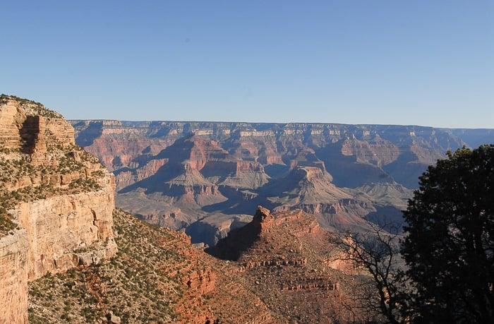 Grand Canyon Bright Angel Trail - BoulderLocavore.com