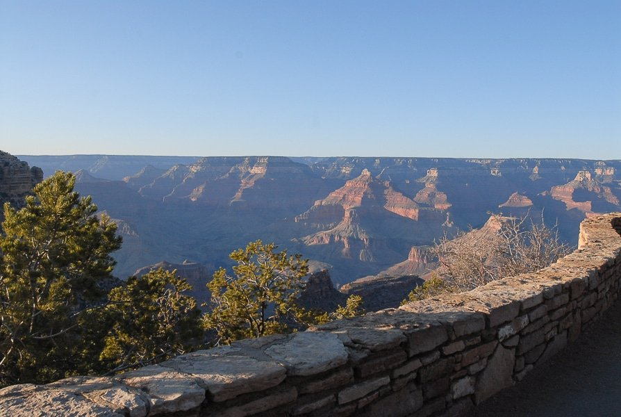 Grand Canyon El Tovar sunset - BoulderLocavore.com