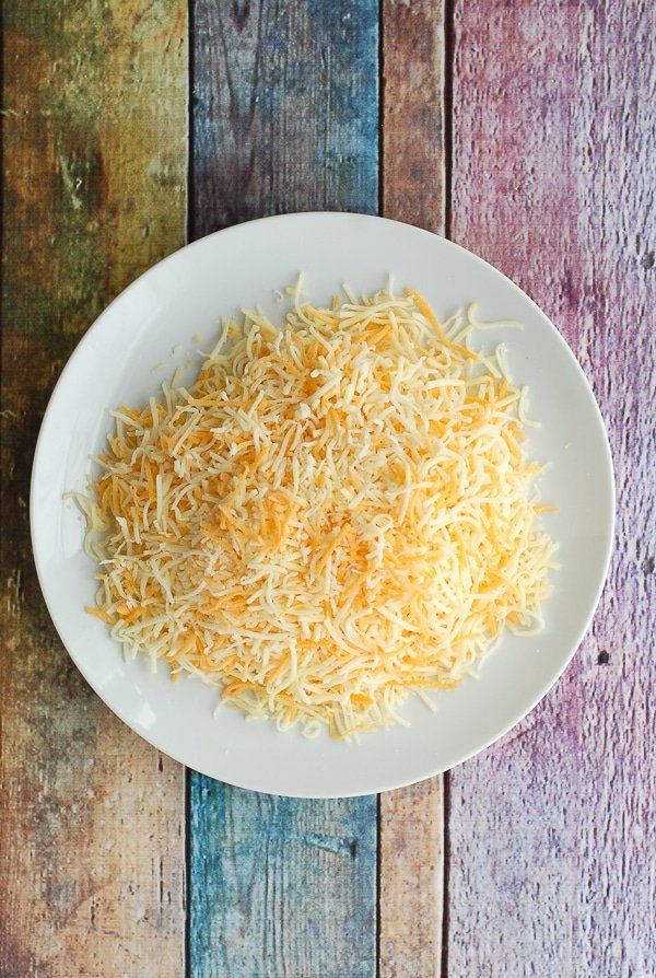 Grated Cheese - BoulderLocavore.com