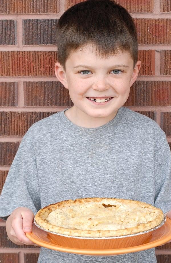 Great Grandma's Apple Pie recipe gluten-free - BoulderLocavore.com