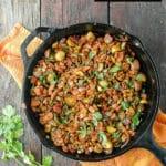 Jalapeno Ham Hash (a favorite leftover ham recipe)