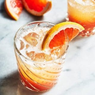Paloma cocktail title
