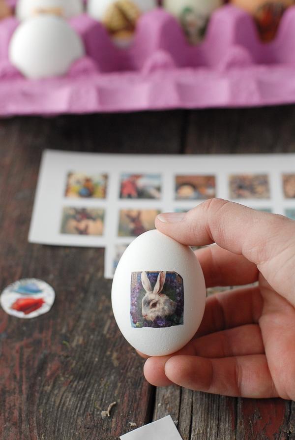 Tatooed Easter Egg - BoulderLocavore.com