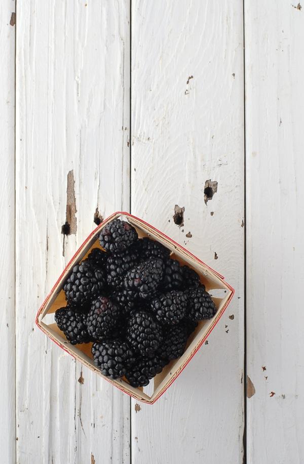 Blackberries - BoulderLocavore.com