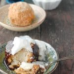 Churro Fried Ice Cream