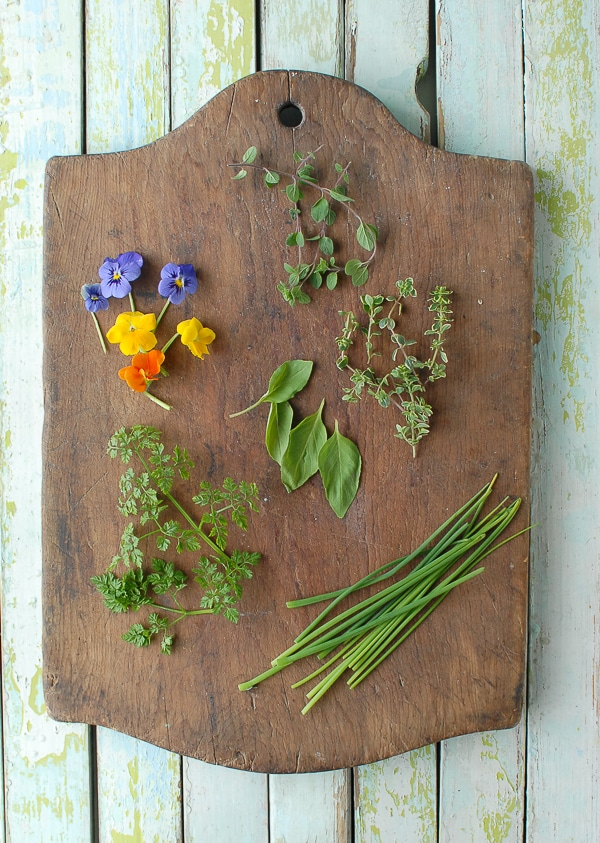 Fresh Herbs and Edible Flowers - BoulderLocavore.com