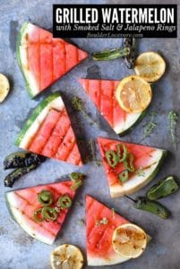 Grilled Watermelon title image